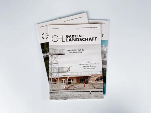 Magazin Garten + Landschaft