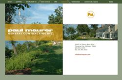 Paul Maurer General Contractor