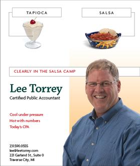 Lee Torrey Certified Public Accountant