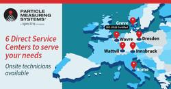 EU Service Centers