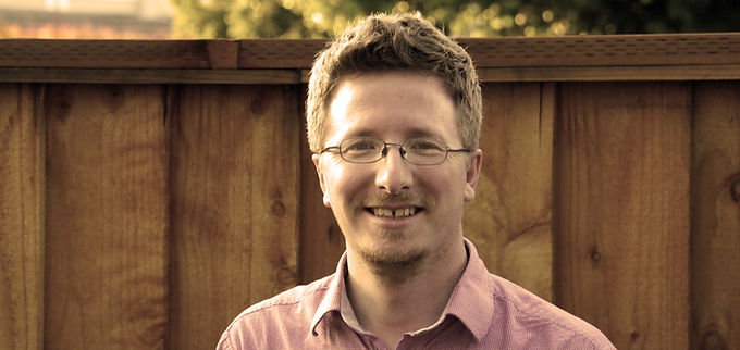 Eric Arnason, English Worship Director