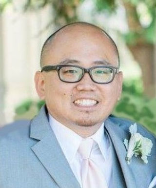 Reverend Timothy Lin, English Youth Pastor