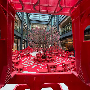 南豐紗廠 - Chinese New Year installation art
