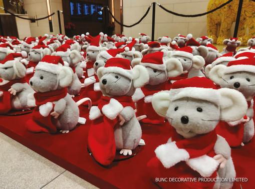 聖誕裝飾 | BUNC Production