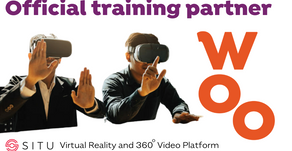 Our about-turn into 360 Degree Video and Virtual Reality training!