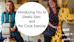 Introducing Weekly Woo and the Circle Exercise