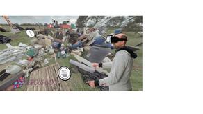 Hazardous Waste Management - Virtual Reality Learning Simulation