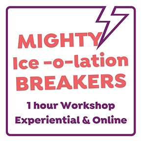 Creative Intelligence Ice-o-lation Break