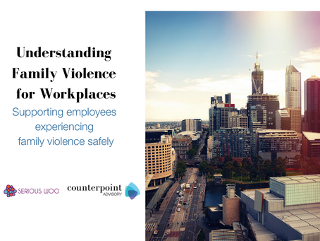 Is your workplace equipped to safely support employees experiencing family violence?