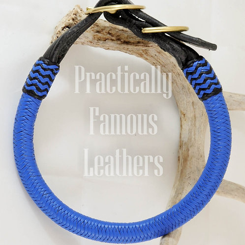 """Rolled Collar with Braid overlay - 16"""" Center hole"""