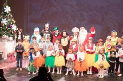 Nieuwjaarsfeest in Izegem. December 2017
