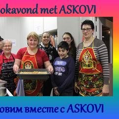 11/2015 Kookavond samen met ASKOVI