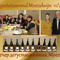 11/2011 Degustatieavond Moezelwijn