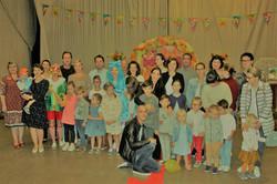 Opening van school in Brugge, september 2018