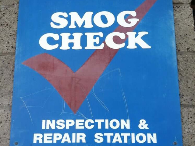 Licensed Smog Check inspection and repair station.