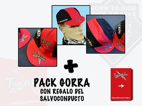 PACK 2 - Salvoconducto + Gorra (Tour de Hierro)