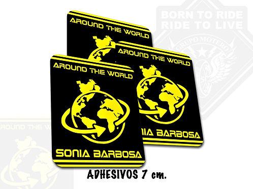 ADHESIVOS 7 cm (Sonia Barbosa)
