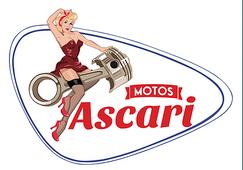 TALLERES MOTO ASCARI - MADRID -  Tienes un 10% de descuento en operaciones de mantenimiento y accesorios. Sólo tienes que decir que eres de GRUPO MOTERO.