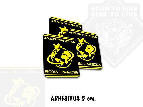 ADHESIVOS 5 cm (Sonia Barbosa)