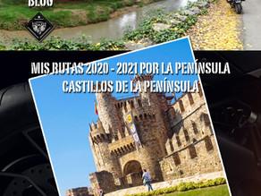 Rutas 2020-21 por la Península. Castillos y Fortalezas.