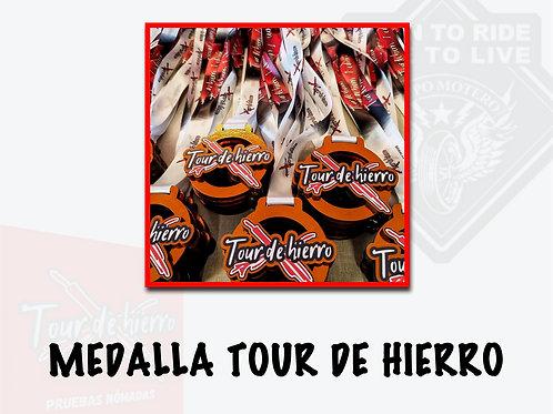 MEDALLA TOUR DE HIERRO (Tour de Hierro)