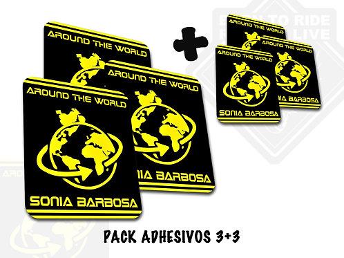 PACK ADHESIVOS (Sonia Barbosa)