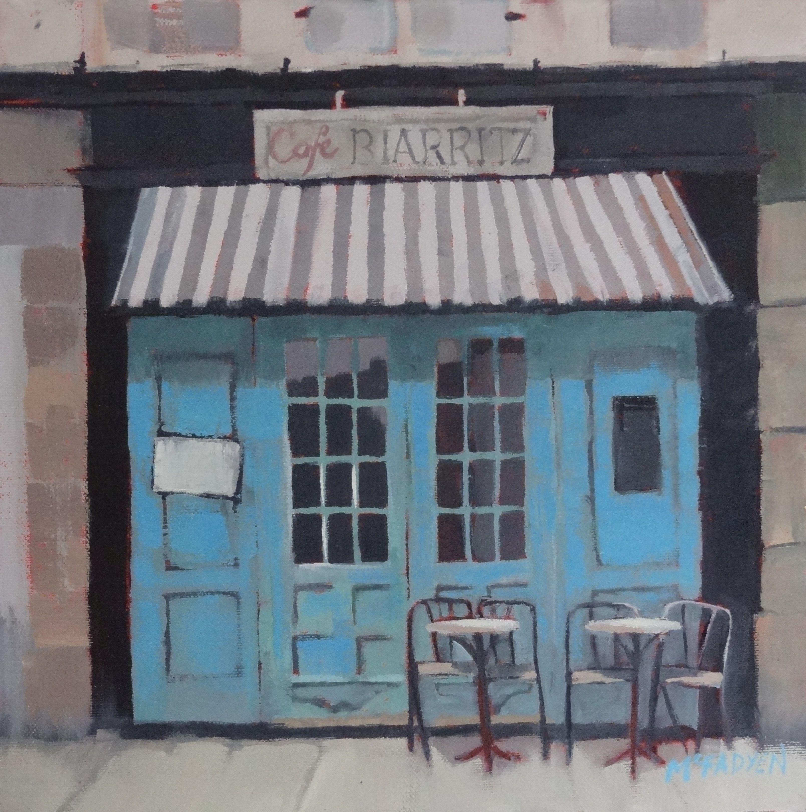 Cafe Biarritz    LEXMUTT086