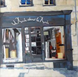 Le Monde -Sylvain's Shop  LEXMUTT101