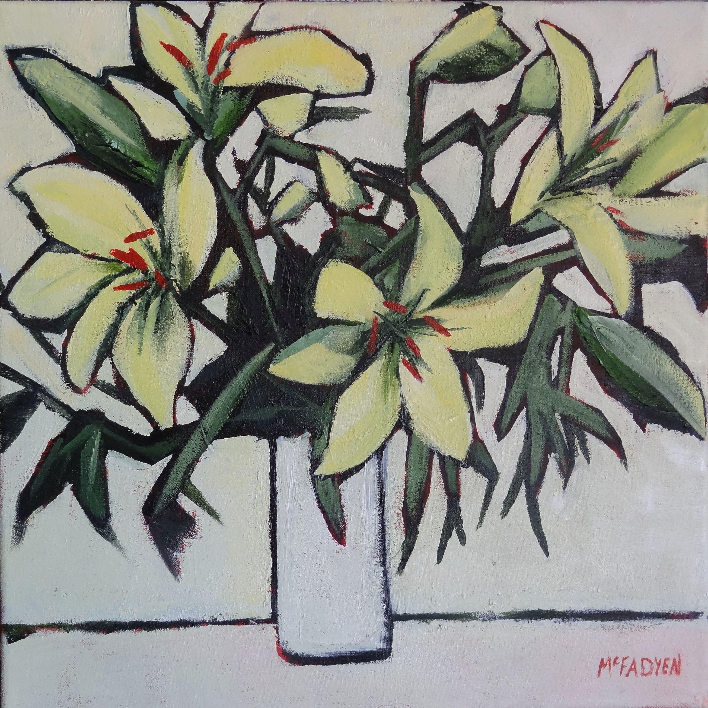 Lemon Lilies LEXMUTT073