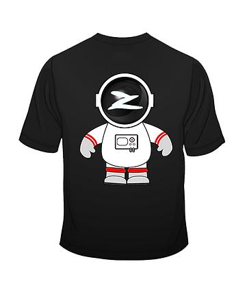 Zouk Spaceman T-shirt
