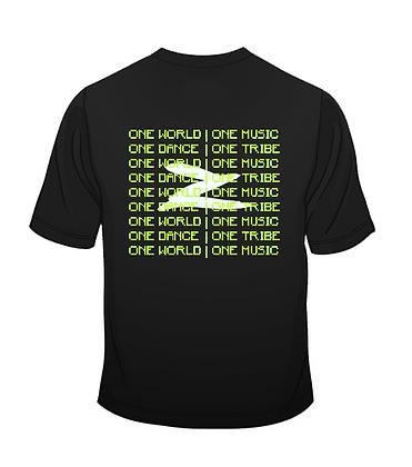 Zouk Neon T-shirt