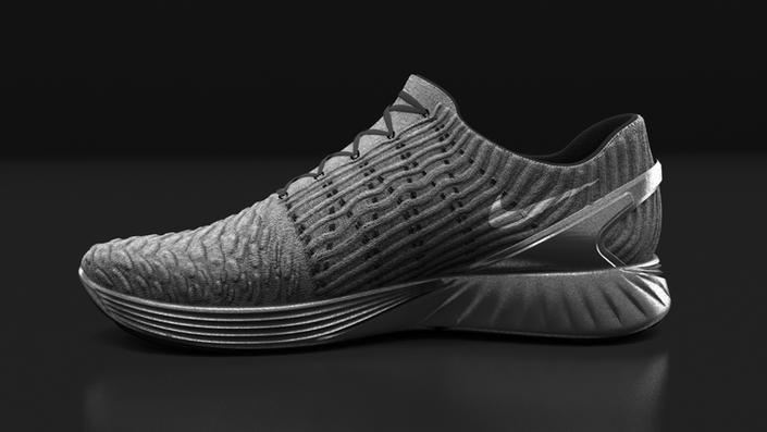 Nike 3D Visualization
