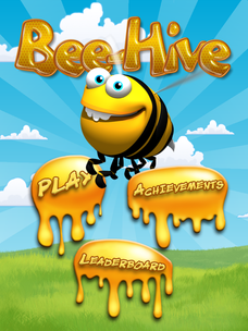Bee Hive Game Art