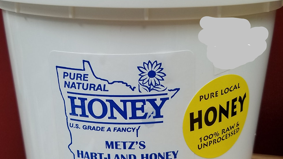 Raw Honey, 3 lbs