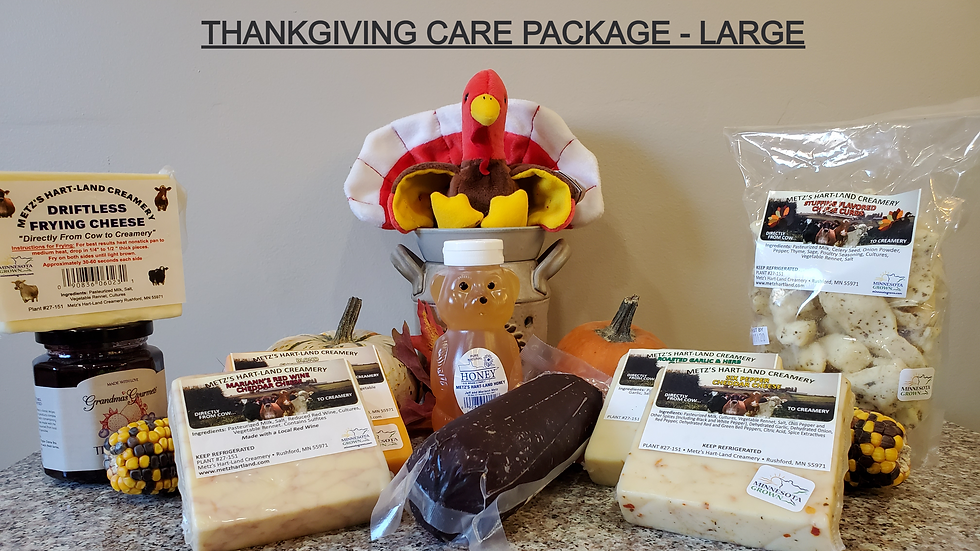 Thanksgiving Care Package-Large
