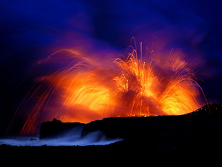 The Power of Kilauea