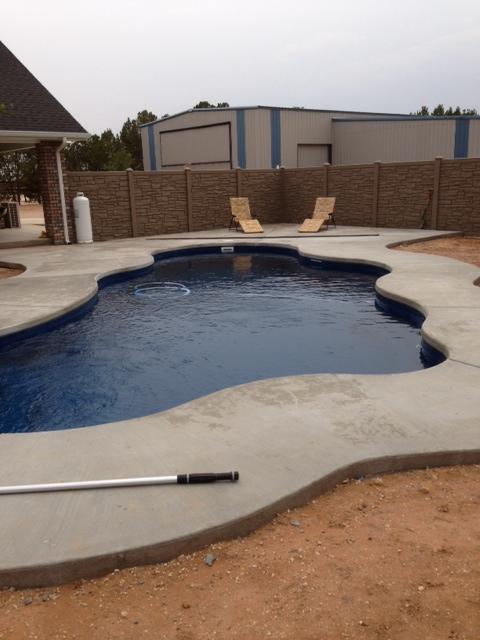 Pools west lubbock b b pools - Swimming pool supplies lubbock tx ...