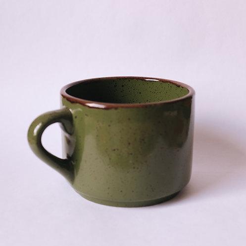 Фарфоровая чашка, 350мл