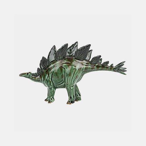 Стегозавр, фарфор