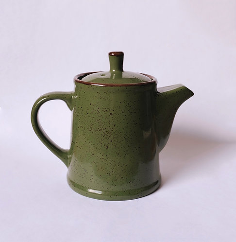 Фарфоровый чайничек для заварки