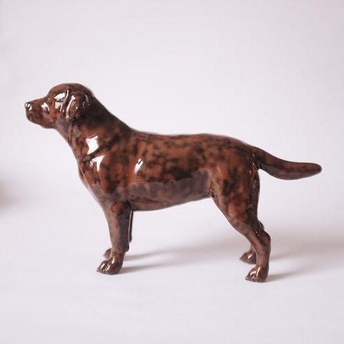 Коллекционная статуэтка, лабрадор