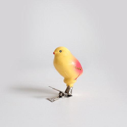 Елочное украшение, цыплёнок