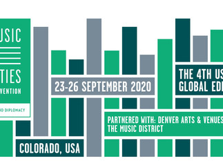 Colorado Music Cities Convention Postponed Indefinitely Due to COVID-19
