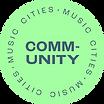 897 MUSIC CITIES COMMUNITY Logo Avatar_g