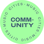 897 MUSIC CITIES COMMUNITY Logo Avatar_g