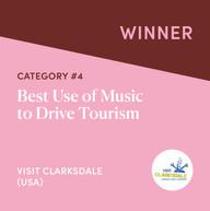 842 MUSIC CITIES AWARDS Winners_Grid Pos