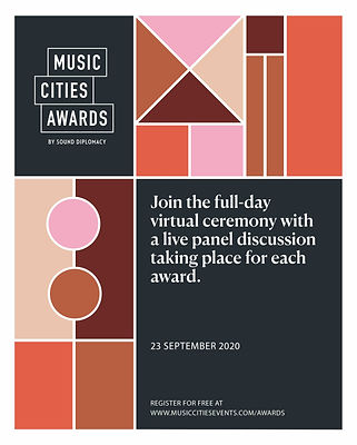 842 MUSIC CITIES AWARDS Poster_1080x1346