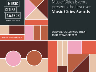 EVERYTHING YOU SHOULD KNOW ABOUT THE FIRST GLOBAL MUSIC CITIES AWARDS