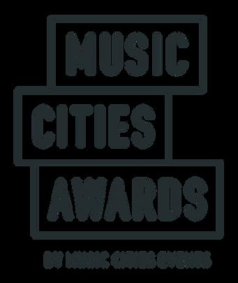 842 MUSIC CITIES AWARDS Logo_Charcoal.pn
