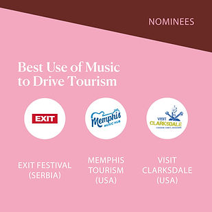 842 MUSIC CITIES AWARDS Nominees_Grid Po